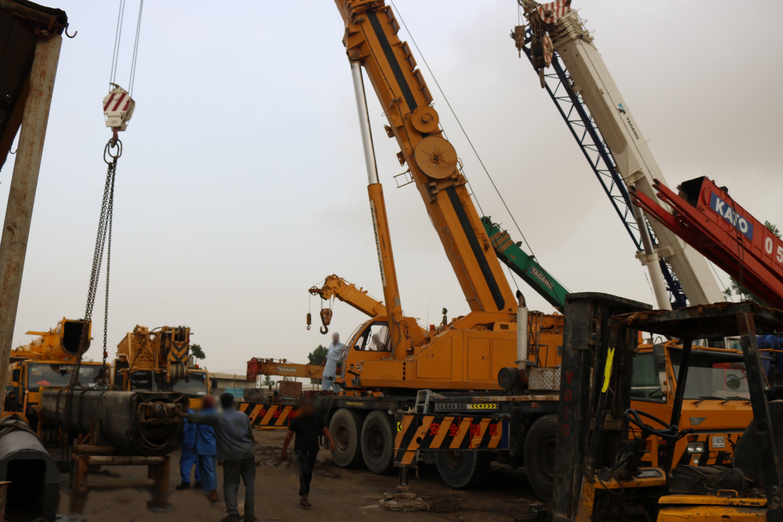 Terex Crane Parts In Dubai - The Best Crane Of 2018