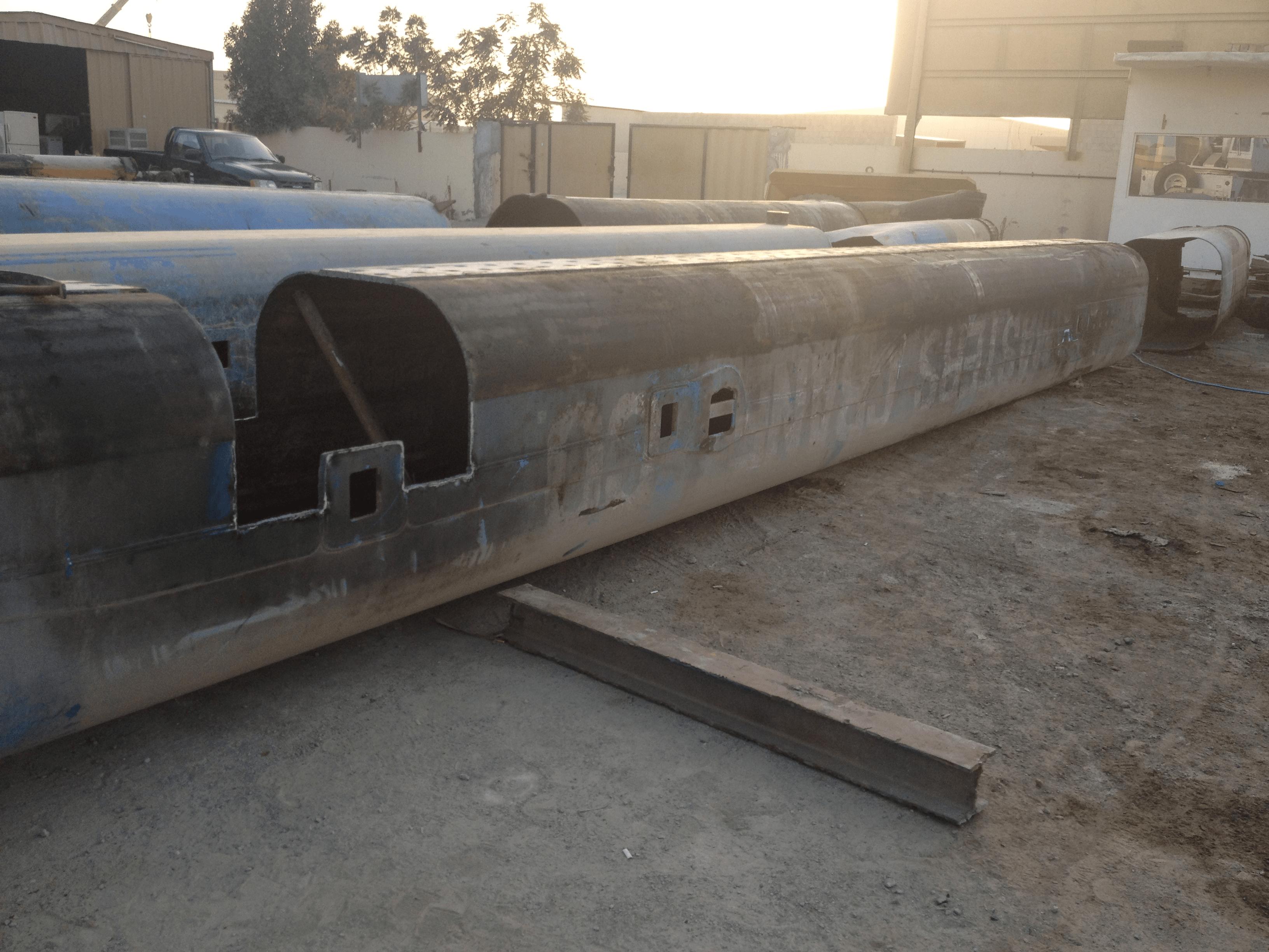 Fabrication work | AL RASHIDEEN ENGINEERING TURNING